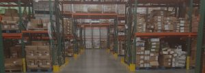 Golden State Material Handling warehouse in Hayward, CA