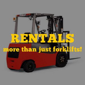 Rent forklifts and other equipment in the San Francisco Bay Area - Golden State Material Handling