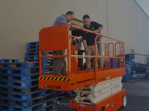 Rent warehouse equipment and forklifts in the San Francisco Bay Area