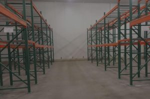 Used pallet racks and equipment in the San Francisco Bay Area