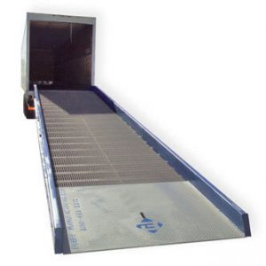 Yard ramps for forklifts and product transport in the San Francisco Bay Area