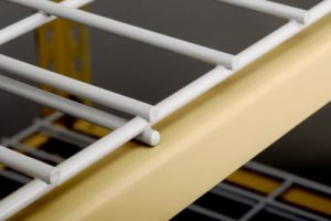 Kwik-Shelf closeup - Golden State Material Handling