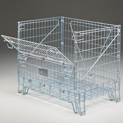 wire storage containers