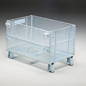 JR5 wire container sold by Golden State Material Handling
