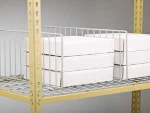 Shelf dividers for Kwik-Shelf sold in the San Francisco Bay Area