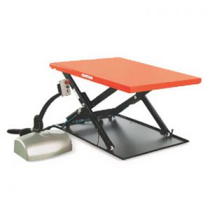 Static Electric Table Lift HTF-G - Golden State Material Handling in the SF Bay Area