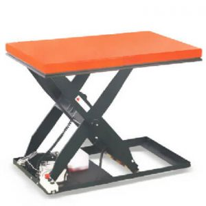 Static Electric Table Lift HIW - Golden State Material Handling in Hayward, CA