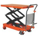 Manual Double Scissor Lift TFD - Golden State Material Handling in the San Francisco Bay Area