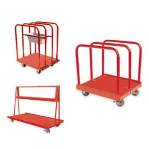 Panel and Nesting trucks sold by Golden State Material Handling in the San Francisco Bay Area