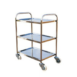 Three layer platform trolley in the SF Bay Area - model TI32 from Golden State Material Handling
