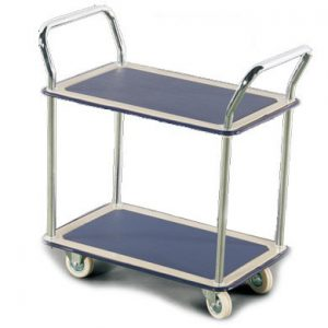 Two level platform trolley TP22 - Golden State Material Handling in the San Francisco Bay Area