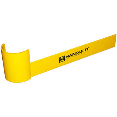 Handle It rack protector - Golden State Material Handling in the San Francisco Bay Area
