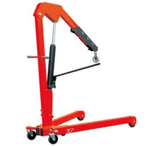 Shop Crane in the San Francisco Bay Area - model NDJ10 from Golden State Material Handling