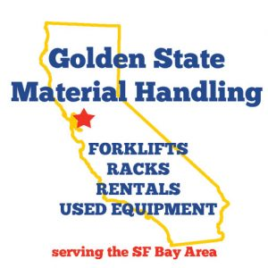 Golden State Material Handling in the San Francisco Bay Area