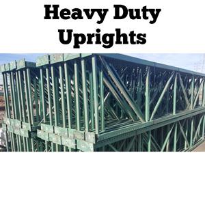 heavy duty uprights