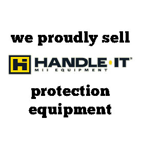 Golden State Material Handling sells Handle-It warehouse protection equipment
