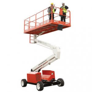 Snorkel Scissor Lift SL26SL sold by Golden State Material Handling in the SF Bay Area