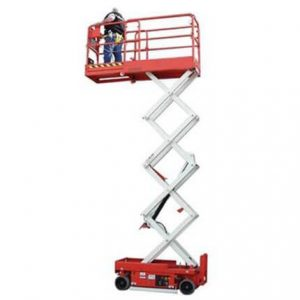 Snorkel Scissor Lift S1930E in the SF Bay Area sold by Golden State Material Handling
