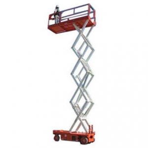 Snorkel Scissor Lift S2646E in the San Francisco Bay Area - Golden State Material Handling