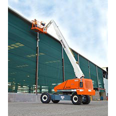 Telescopic Boom Lifts sold by Golden State Material Handling in the SF Bay Area