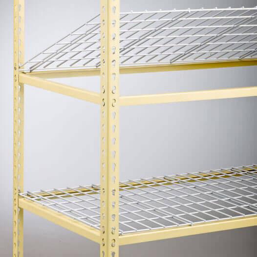 the kwik-shelf system