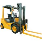 forklift available from Golden State Material Handling